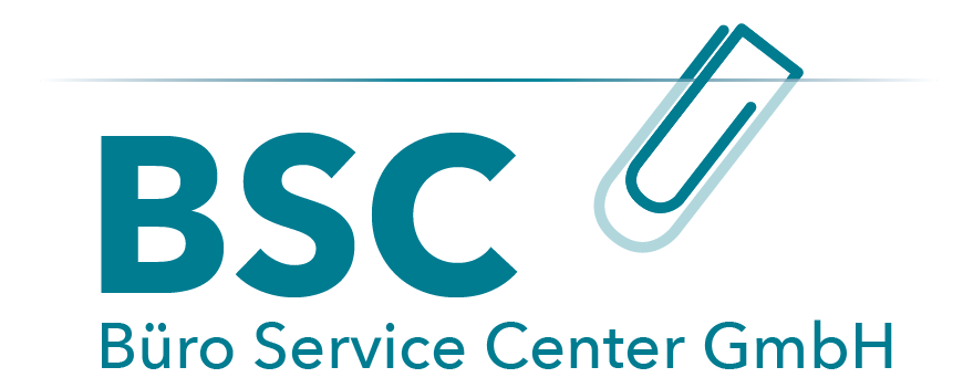 BSC Büro-Service-Center Logo