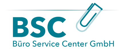 BSC Büro-Service-Center Logo
